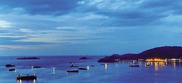 Pantai Barat Sumatera, Kejayaan Masa Silam